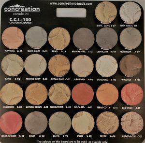 CCI-100 Colour Hardeners