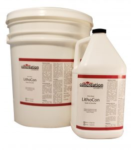 CCI-1000 Lithicon Polishing Floor Sealer